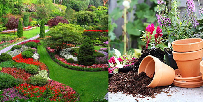 Services - Garden Development Contracting Services from Maharashtra
