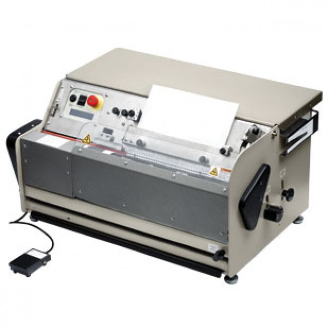 James Burn Koilmatic Automatic Table Top Coil Inserter