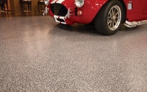 Imaged flooring