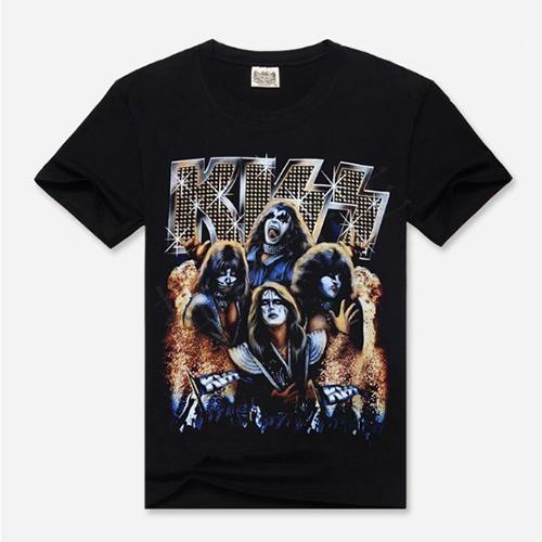 Band Printed T-Shirt