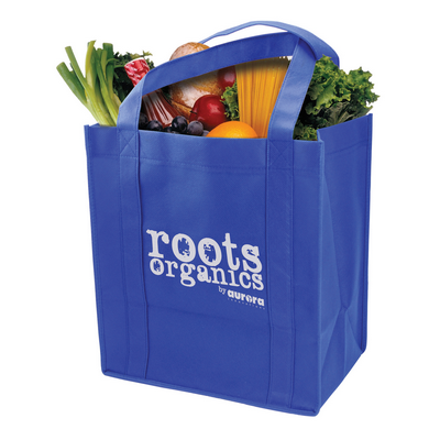 Reinforced Base Grocery Tote Bag