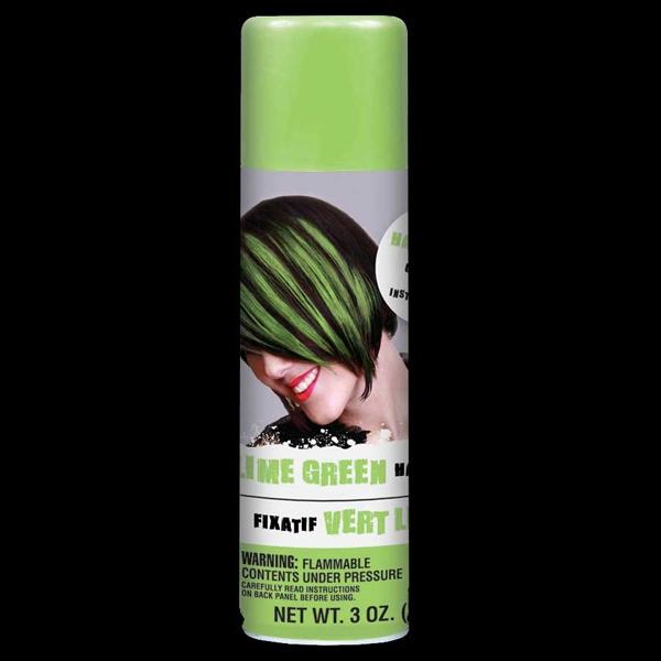 Lime Green Hair Spray