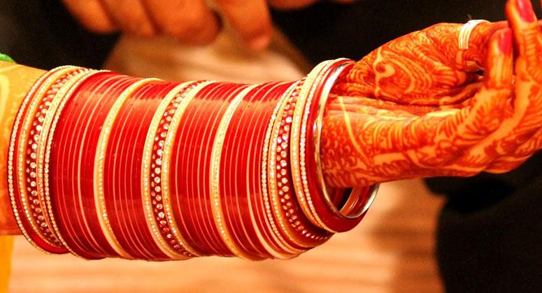 Bridal Chura Manufacturer in Hyderabad Telangana India by Stra Web