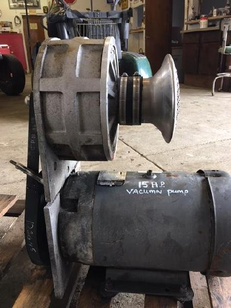 Sonic Air Systems Vacuum PumpCentrifugal Blower