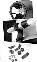 PM6 Xenon Helmet Lighting Systems