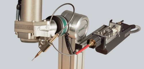 Laser applications Wire feeding system