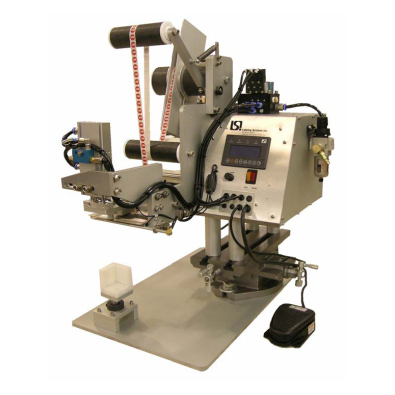 Print Semi-Automatic Tamp Labeling System