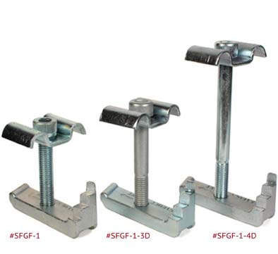 Ss Grating Clamp Manufacturer In Pune Maharashtra India By