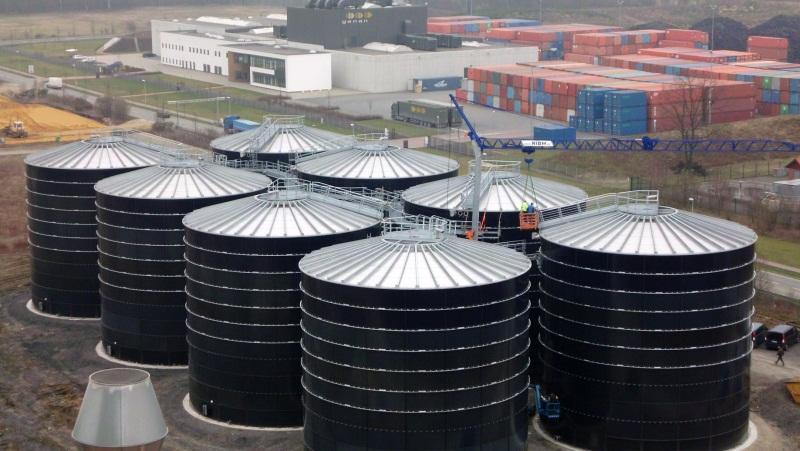 Bolted Liquid Storage Tanks