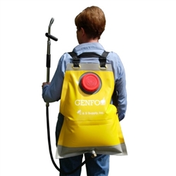 BACK PACK WATER EXTINGUISHING SYSTEM