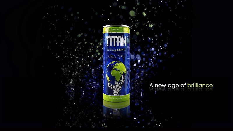 Titan Energy Drink
