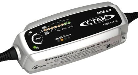 CTEK AUTOMATIC BATTERY CHARGER