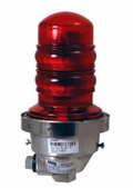 LED Red Obstruction Light