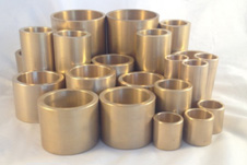 Plain Cast Bronze Bushings