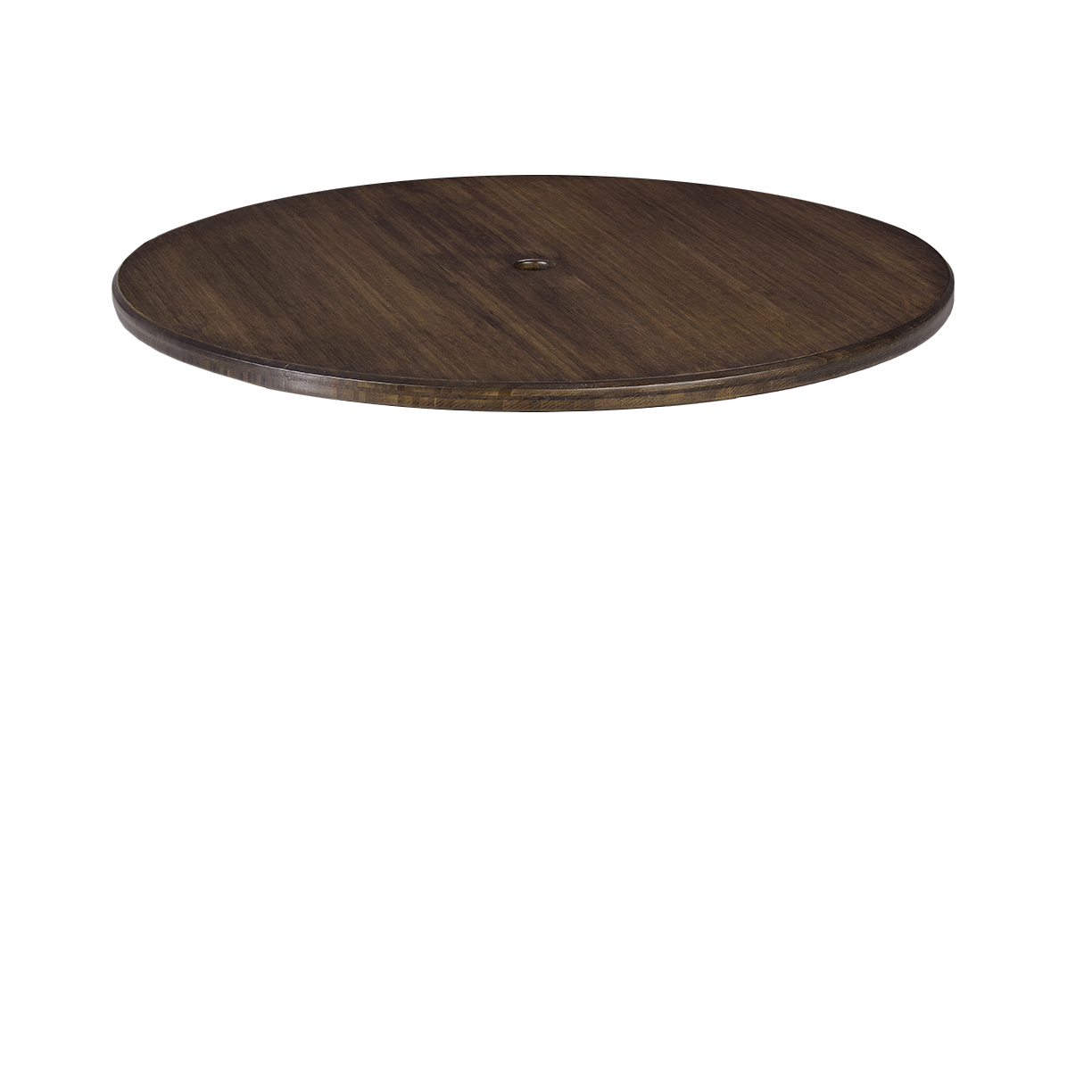 Bamboo Round Bistro Table