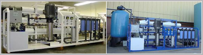 Water & Waste Management - Desalination - RO Plant