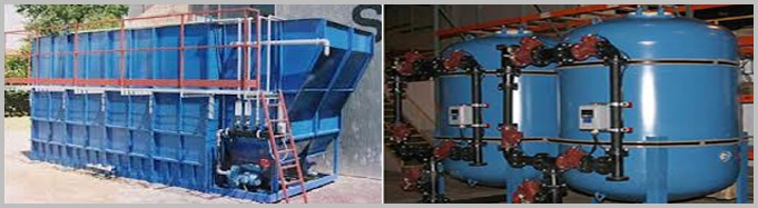 Water & Waste Management - Grey Water Treatment Plant