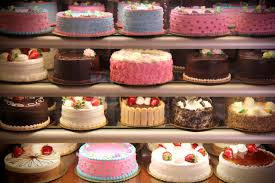 Flavored Cakes