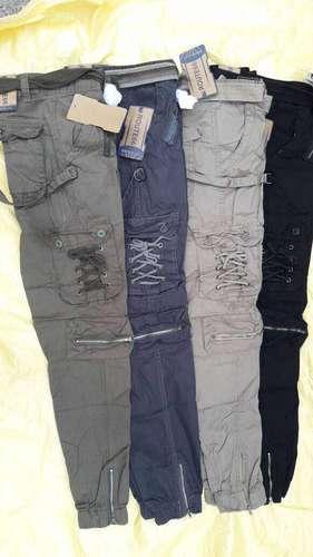Mens Cargo Pants (LZC201)