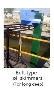 Belt Type Oil Skimmer (OSKML)