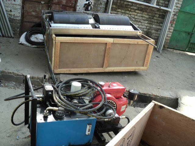 Drum Type Oil Skimmer (OSKMD-02)