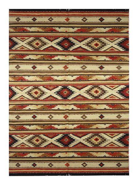 Handmade Wool Kilim Rug (UDKLM193)