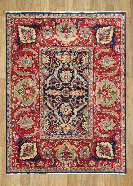 Luxury Wool Antique Rugs (UDANT535)