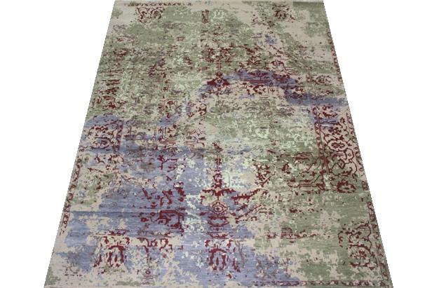 Soft Hotel Corridor Handmade Carpet (UDWOO540)
