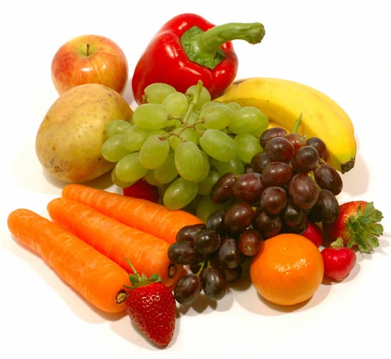 importance of fruits and vegetables in a healthy diet Try eating a diet rich in colorful fruits and vegetables nuts are important to one's overall diet vegetables fruits & veggies–more matters® is a.