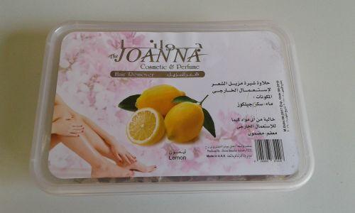 Lemon Hair Remover Cream
