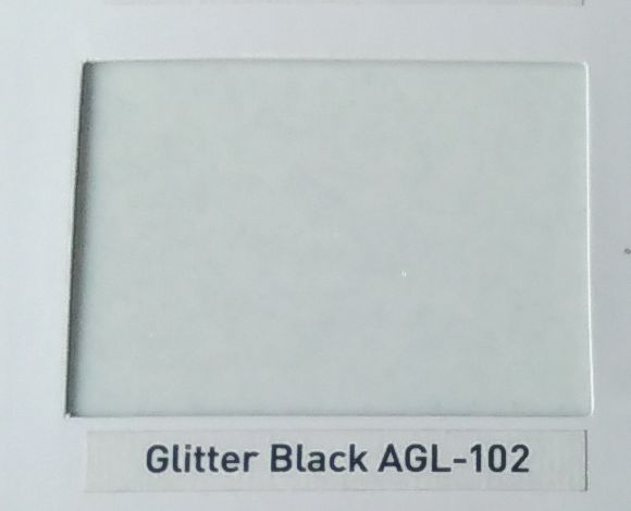 Glitter Black AGL - 102
