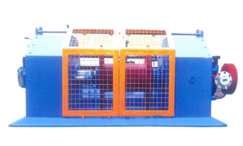 Pneumatic Wire Spooling Machine