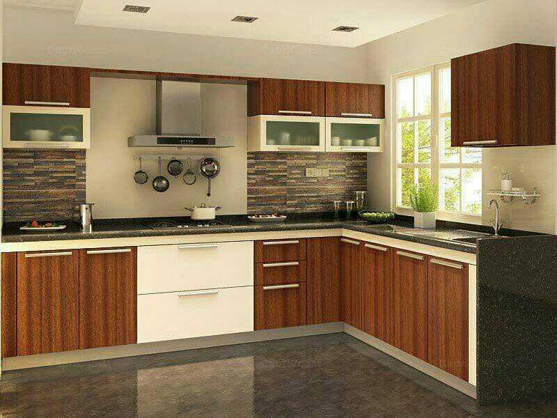 Stylish Modular Kitchen Interior Designing Services Manufacturer In