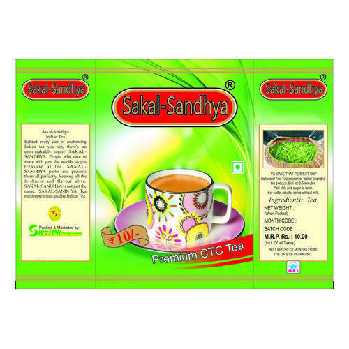 Natural Premium CTC Gold Tea