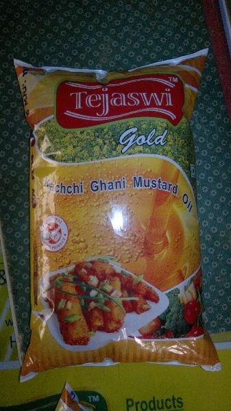 Tejaswi Mustard Oil