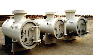 Process Horizontal Gas Filters