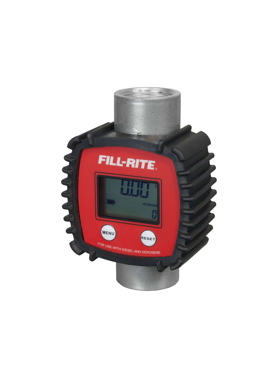 Fill Rite digital meter