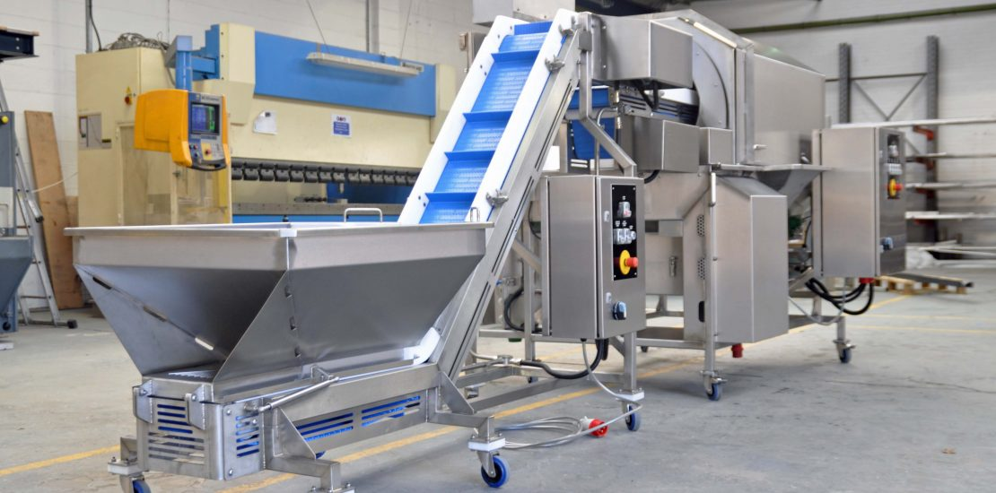 food procesing machinery