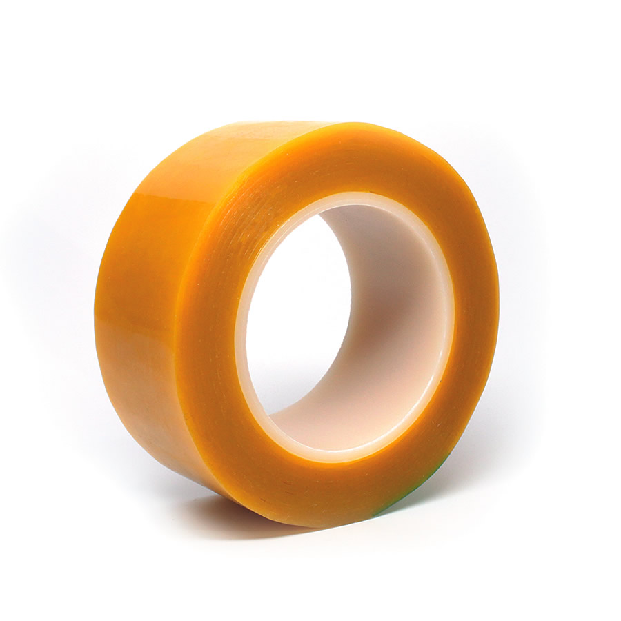 Double-Coated Yellow Silicone Splicing Tape