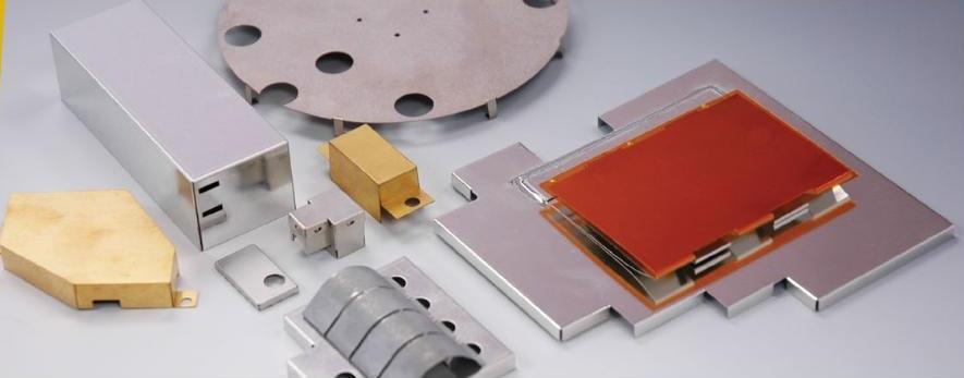 custom circuit board shields