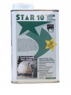 Star 10 Paint Stripper Paste