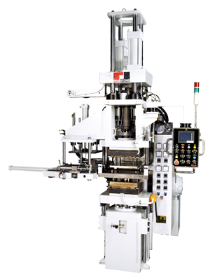C Frame Rubber Injection Molding Machine