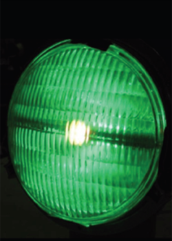LED approach lighting systems
