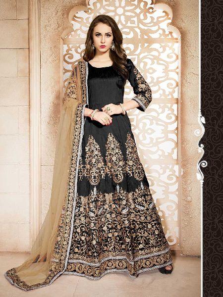 Banglori Silk Anarkali Suits