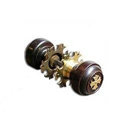 wooden Gothik Door knob