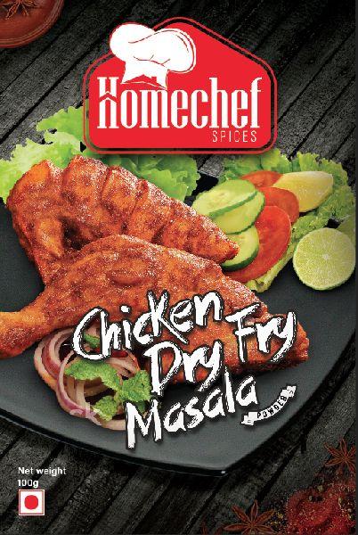 Chicken dry fry masala