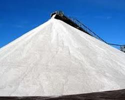 industrial free flow salt