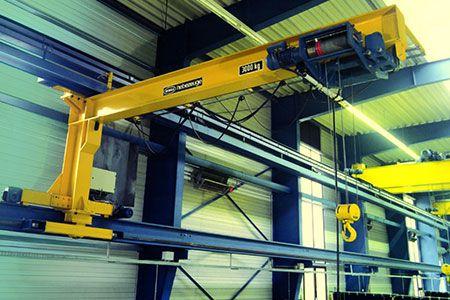 EOT, Hoist & Cranes