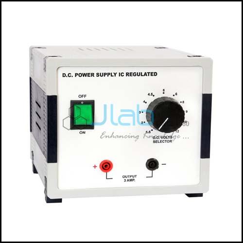 DC Power Supply (JLab2322)