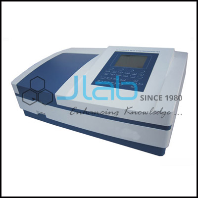 DOUBLE BEAM UV-VIS SPECTROPHOTOMETER (JL-S-2103)